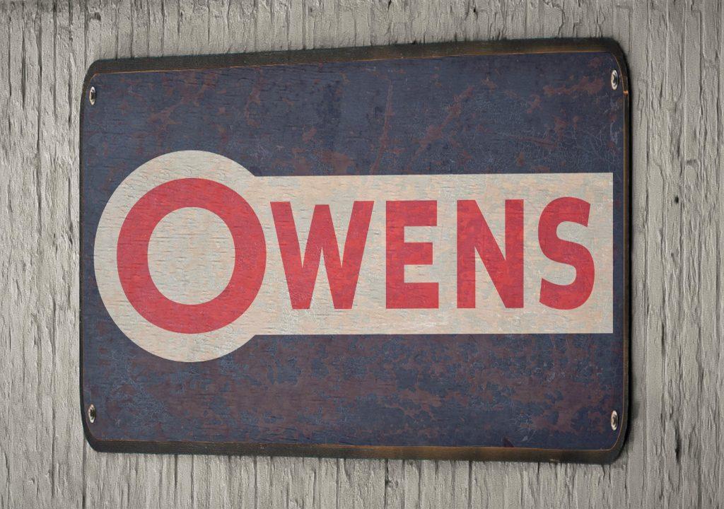 Old Sign Mockup 2
