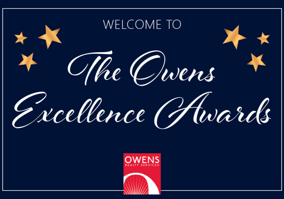 Owens Excellence Awards